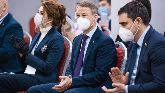 Аркадий Фомин подвёл итоги своей работы на посту секретаря рязанского отделения «Единой России»