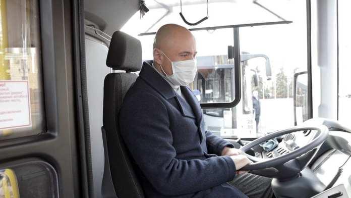 В ближайшее время на городские маршруты в Липецке выйдут 32 новых автобуса