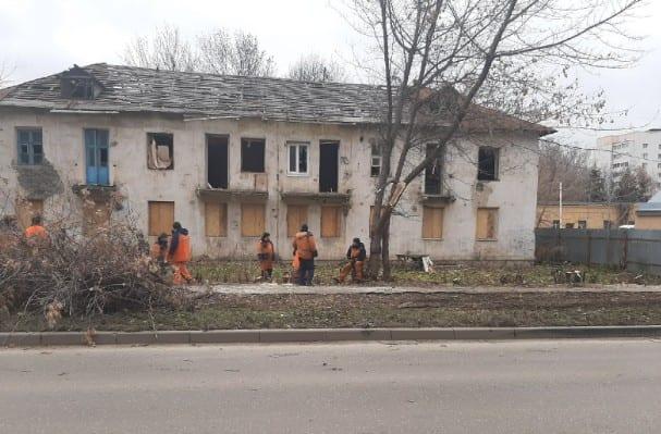 В центре Рязании снесут заброшенный дом
