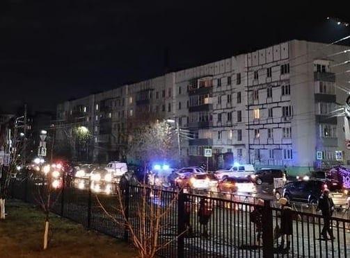 Полицейский автомобиль попал в ДТП в Рязани – соцсети