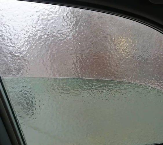 Ледяной дождь в Рязани. Instagram-обзор