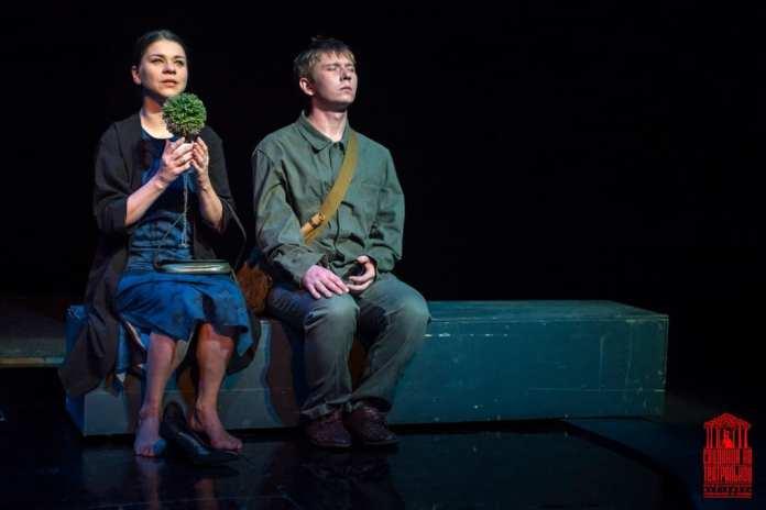 Фестиваль «Свидания на Театральной» завершился спектаклем петербургского театра «Цехъ»