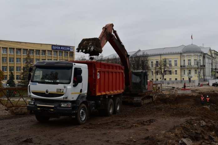 Подрядчик завершил демонтаж конструкции моста через реку Лыбедь в Рязани