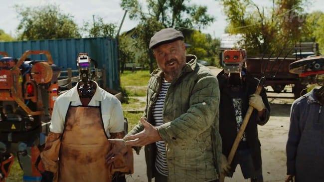 Рогозин оценил ролик о рязанской киберпанк-ферме