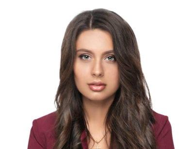 Рязанка вышла в финал международного конкурса красоты «Мисс Офис»