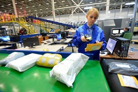 Логистика Почты России в Рязанской области готовится к сезону распродаж