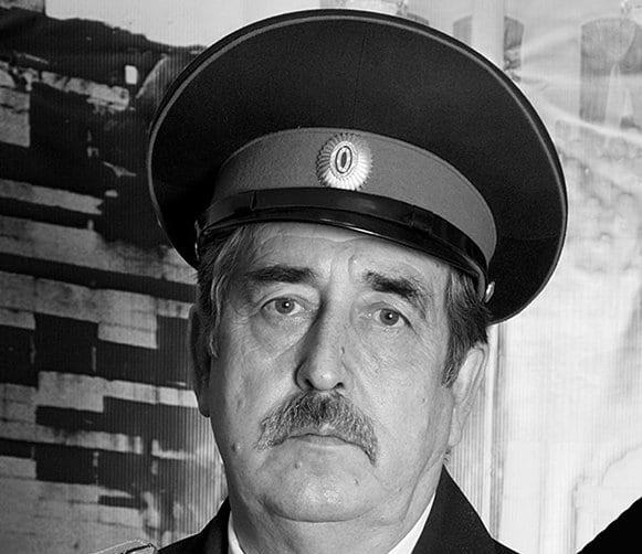 В Рязанской области умер казачий полковник Сергей Штанько
