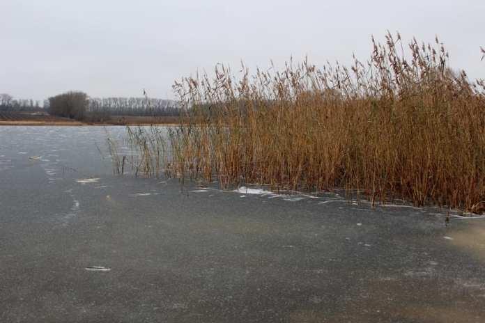 Спасатели напомнили рязанским рыбакам о правилах поведения на льду