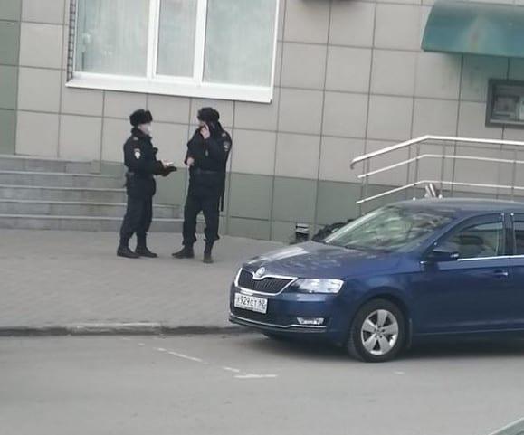 В центре Рязани обнаружили мужчину без признаков жизни