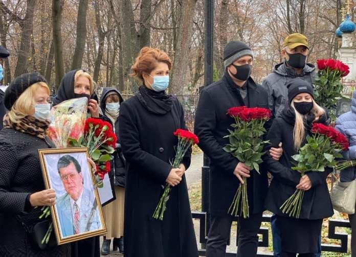 В Рязани простились с Вячеславом Коростылёвым