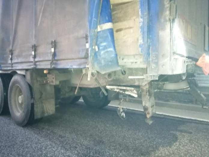 На Южной окружной в Рязани произошло массовое ДТП с тремя автомобилями