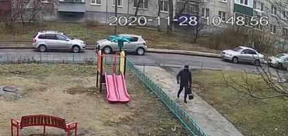 На камеры видеонаблюдения попал липецкий киллер, убивший 49-летнего бандита