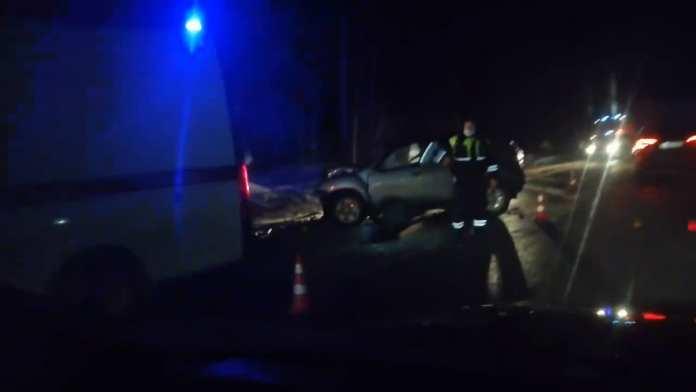 В аварии в Клепиковском районе пострадали четыре человека и погибла 64-летняя женщина