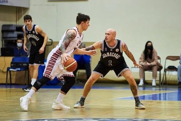 В домашних матчах БК «Рязань» поделил победы с БК «Новомосковск»