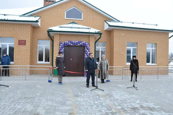 В кораблинском селе Кипчаково открыли Дом культуры