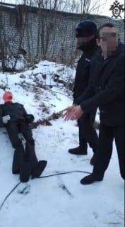 В Нижегородской области возлюбленные заживо сожгли 43-летнюю женщину