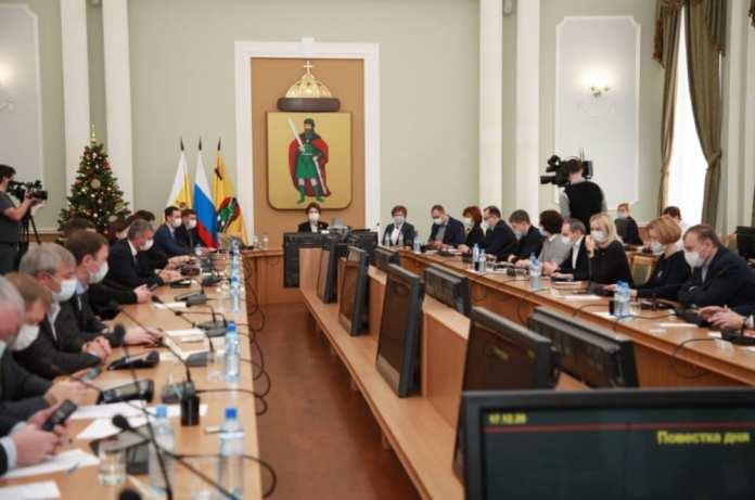 Гордума утвердила бюджет Рязани на 2021 и плановый период 2022 и 2023 годов