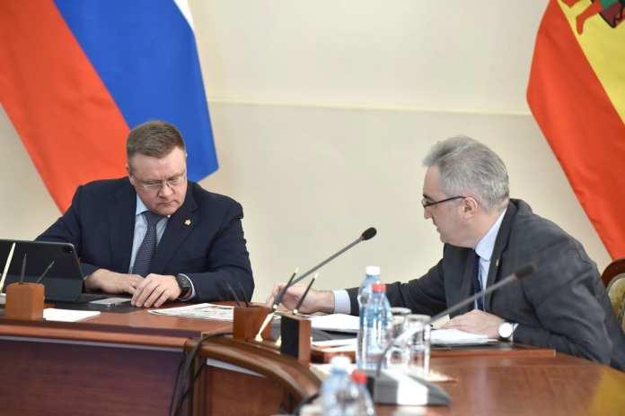 Николай Любимов принял участие в заседании межрегиональной группы госсовета по культуре