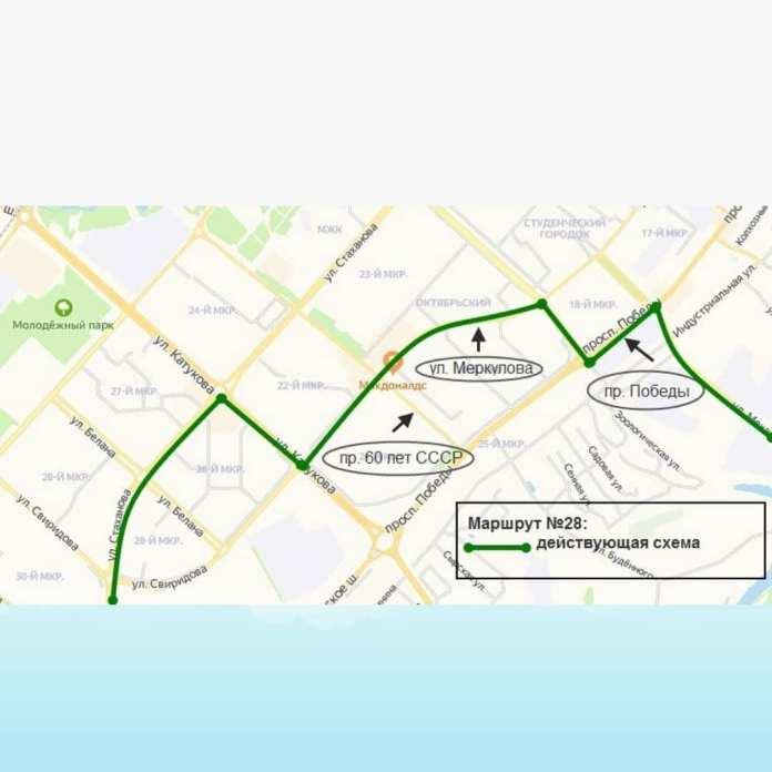 В Липецке хотят изменить маршруты 27 и 28