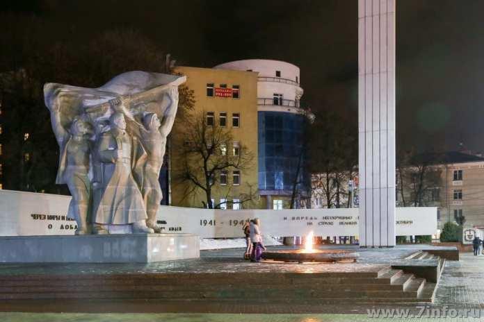 Площадь Победы. От Троицкой слободы к Победе и Виктории