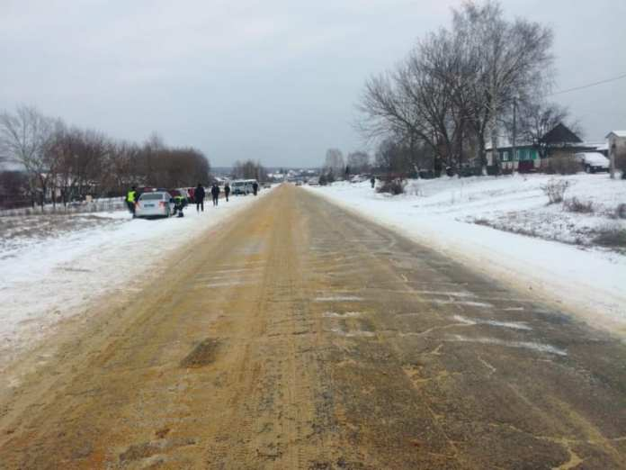 В Сасовском районе мужчина на ВАЗ насмерть сбил пешехода