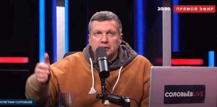Владимир Соловьёв прокомментировал вопросы, заданные президенту