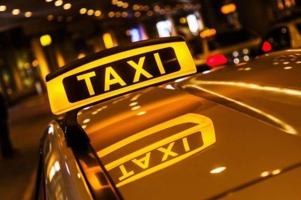 ДТП с такси в Рязани попало на видео