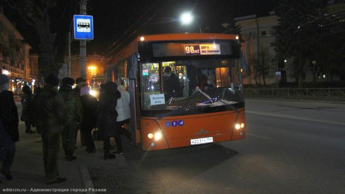 В Рязани вновь прошли рейды по соблюдению масочного режима
