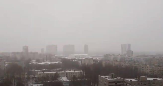 В Рязани подросток выложил видео, снятое на крыше 16-этажного дома