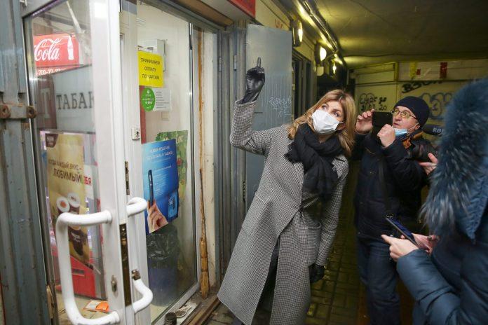 В Липецке преобразят подземный переход на площади Победы