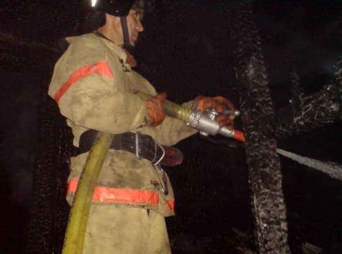 В Рязани пожар в квартире на Станкозаводской