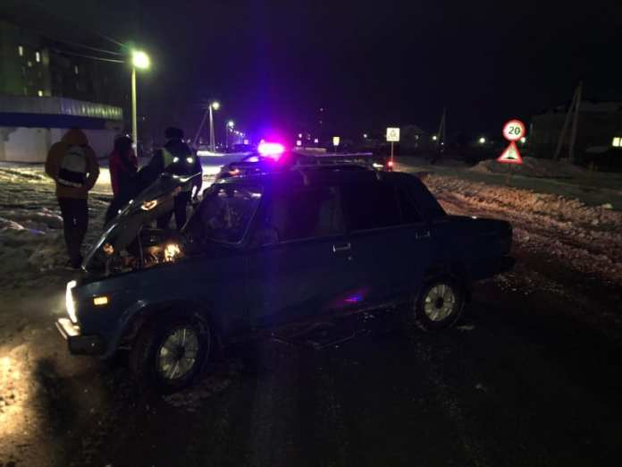 В массовой аварии в Касимове пострадали два человека