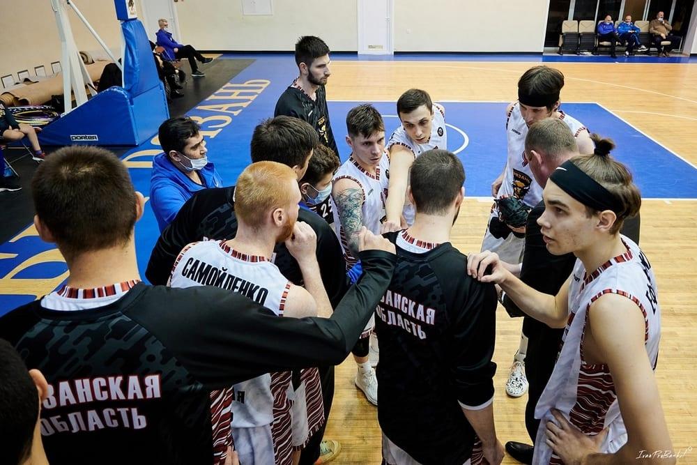 БК «Рязань» довёл победную серию до 14 матчей