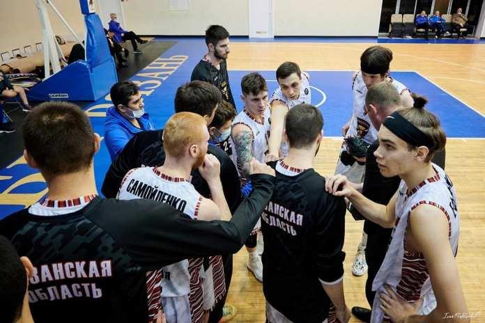 БК «Рязань» без проблем разобрался с соперниками из Костромы