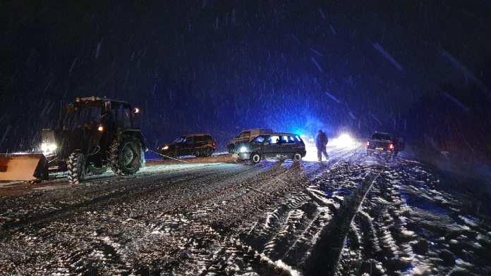 На автодороге Рязань-Михайлов произошла массовая авария с участием пяти машин