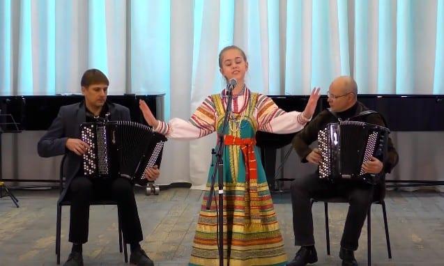 Рязанская ДМШ №1 опубликовала видео новогоднего концерта