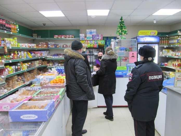 В Рязанской области продолжаются «масочные» рейды
