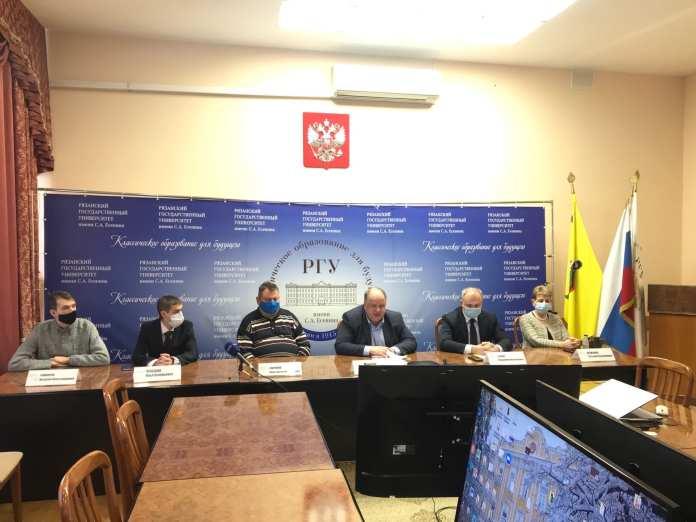 В Рязанском госуниверситете открылся Год науки и технологий