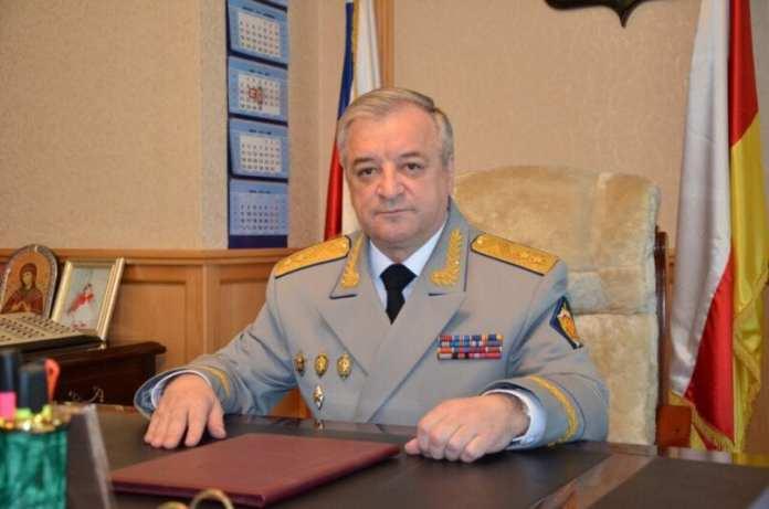 Бывшего начальника УФСБ по Северной Осетии похоронят в Рязани