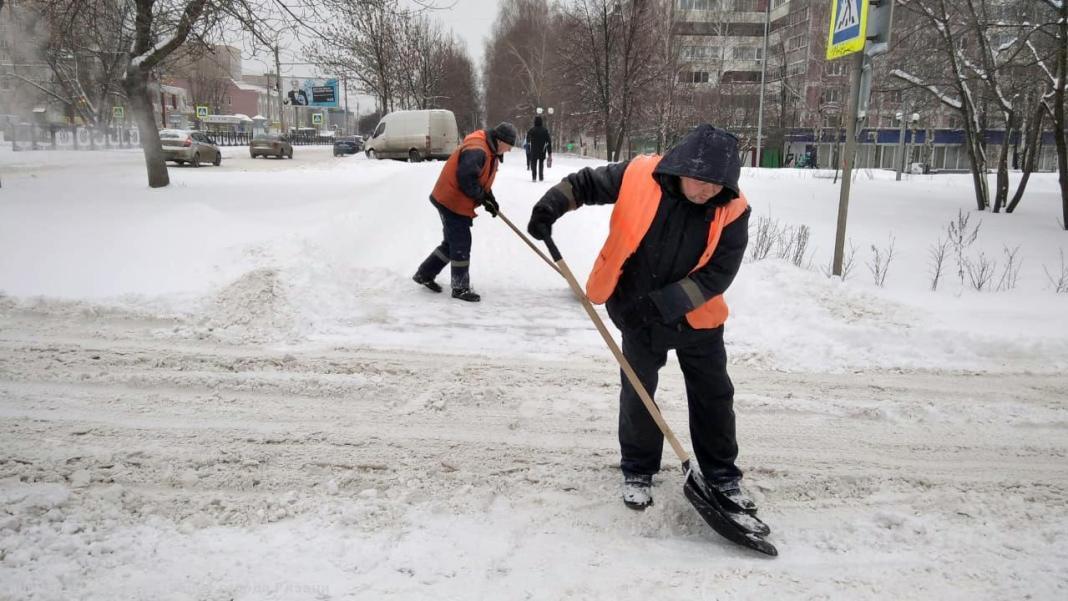 В Рязанской области в три раза выросло количество вакансий для дворников