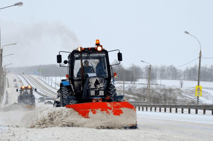 Рязанских автомобилистов предупредили о снеге и ухудшении видимости из-за тумана