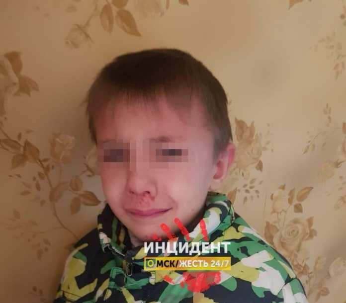 Стало известно, как видео с избиением детей в Омске попало в сеть