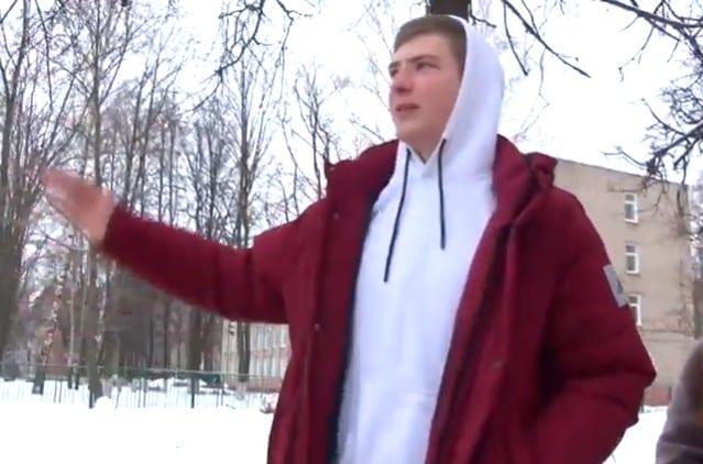 В Рязани подросток поймал мужчину, похожего на эксгибициониста