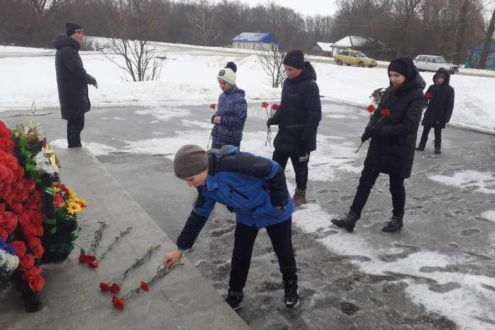 В Рязанской области проходят мероприятия в преддверии Дня защитников Отечества
