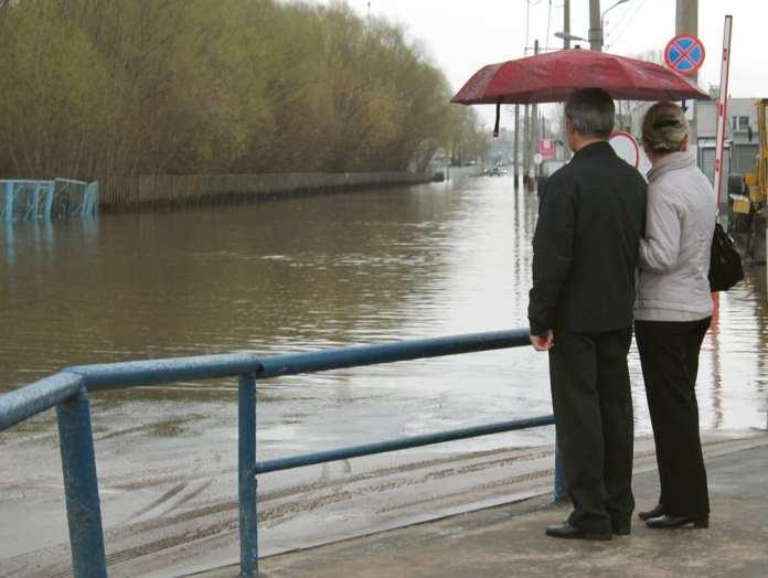 В Рязанской области Почта России готова работать в условиях половодья