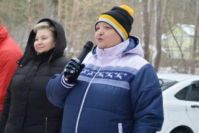 В Рязани состоялись соревнования областного профсоюза по лыжным гонкам