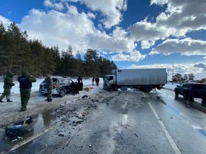 Очевидцы рассказали о смертельной аварии в Самарской области