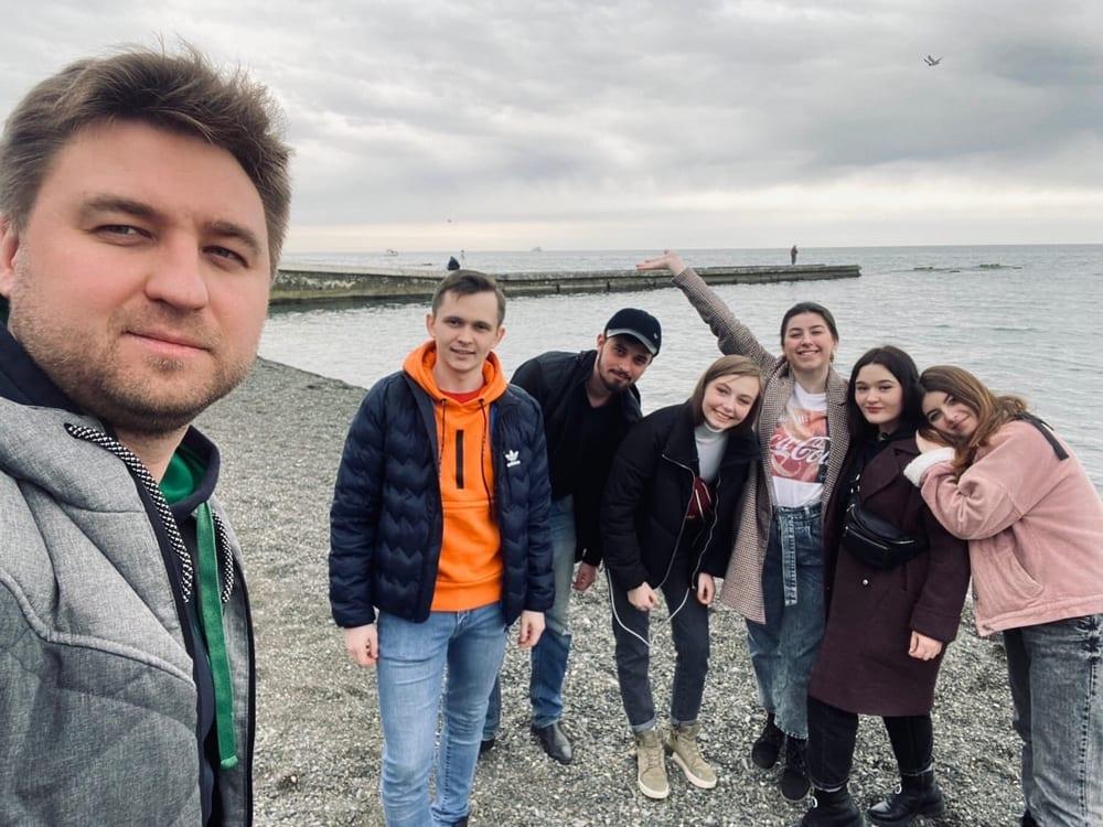 Рязанские команды КВН прибыли на фестиваль в Сочи