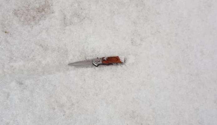 В Приокском мужчина угрожал зарезать своего оппонента