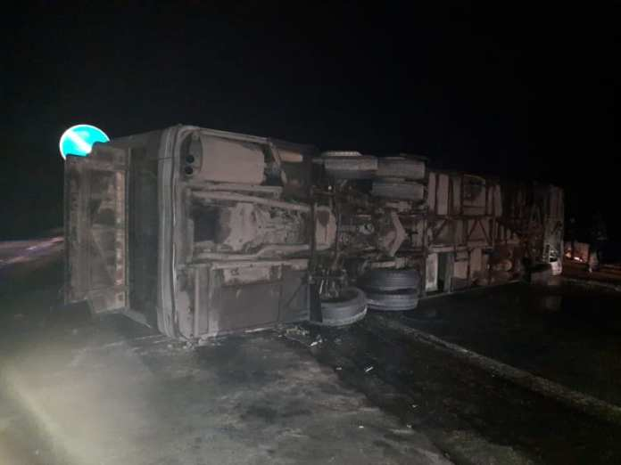 По факту ДТП с автобусом в Рязанской области возбуждено уголовное дело
